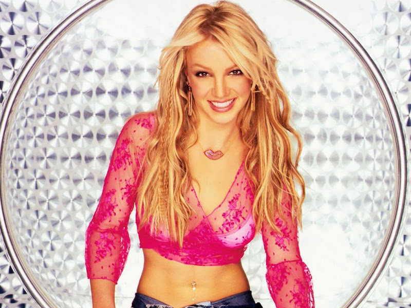 Hot Britney Spears Sexy Britney Spears Britney Spears Desktop Background Wallpapers Photo Pics Picture Gallery cleavage