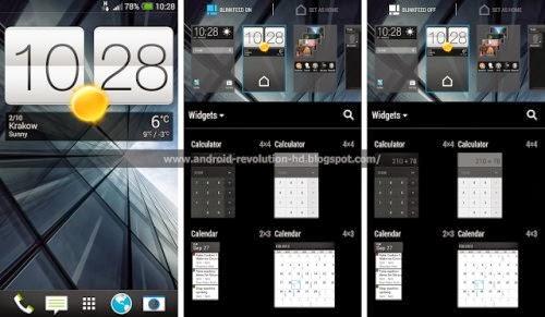 Svelate le prime immagini della nuova interfaccia Htc per smartphone android