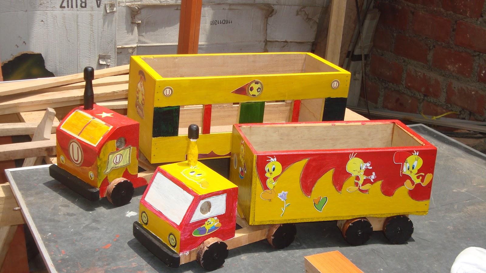Carritos de madera carritos de madera for Carrito bar de madera