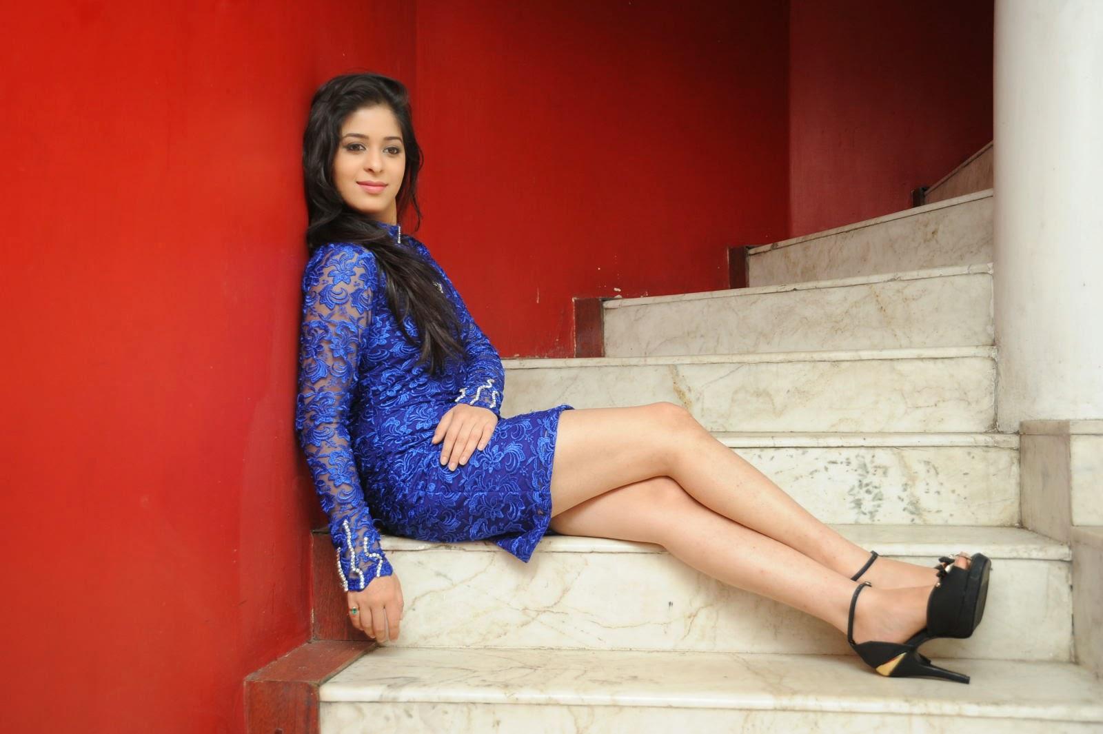 Garima Jain Glam pics at Nawab Basha event-HQ-Photo-1