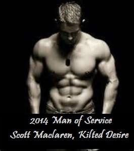 2014 Man of Service