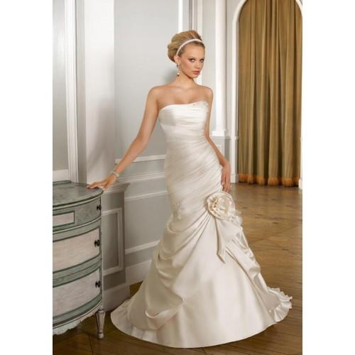 Accesorios para vestido de novia color perla