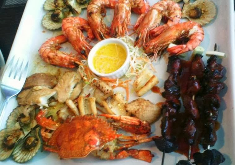 Where to eat good food in tagbilaran city the backpack man for Jardin necitas