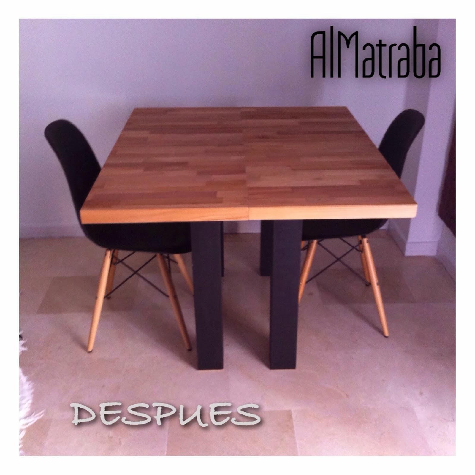 Almatraba mesa tablas de cocina - Tablas para mesas ...