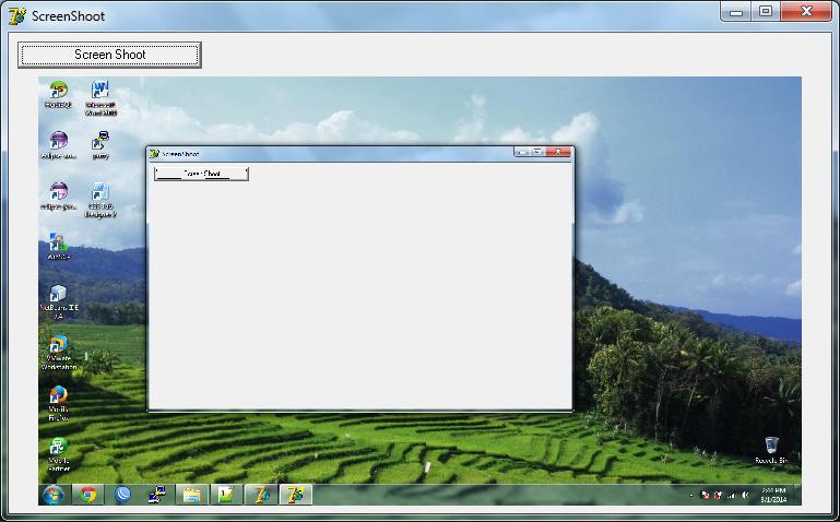 Membuat Aplikasi Print Screen Sederhana dengan Delphi