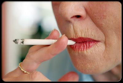 Fumer affecte le corps