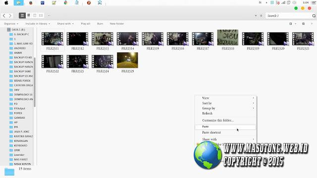 Cara Menampilkan File Tersembunyi (Hidden) Oleh Virus