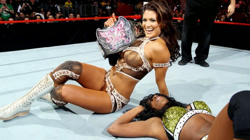 Eve Torres-wrestling-female wrestling