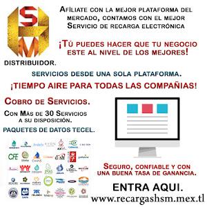 HSM RECARGAS Y SERVICIOS