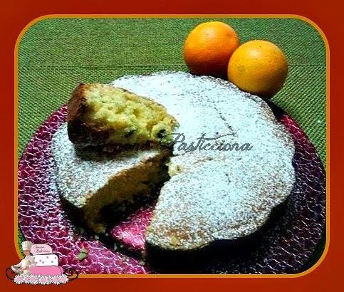 Simona pasticciona torta di arance e uvetta sultanina for Aggiunta suocera