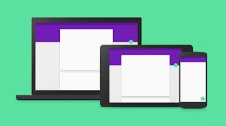 جوجل تريد نشر Material Design على الويب