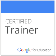 Mrs Ericsson is a Google Certified Trainer
