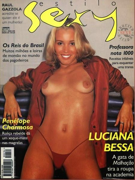 Luciana Bessa - Sexy 1999