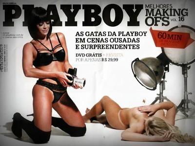 Melhores Making Ofs Playboy 16