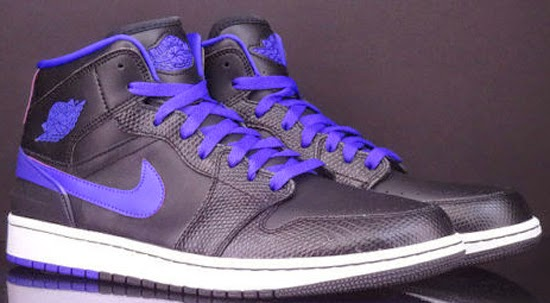 This is the second colorway of the Air Jordan 1 Retro  86. They come in  black 4c39b5ae7