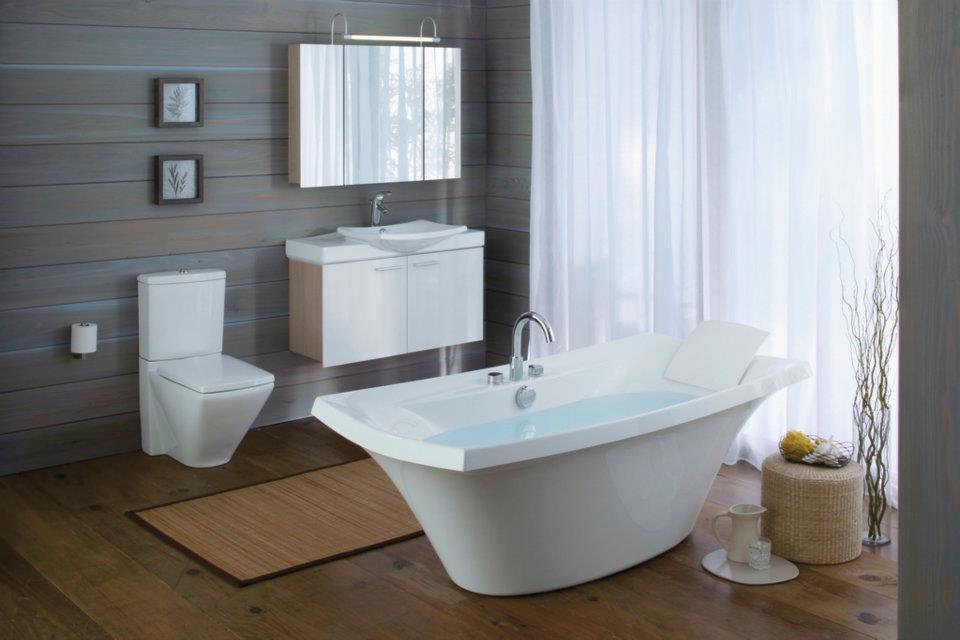 The Bath Showcase Deep Soaking Baths