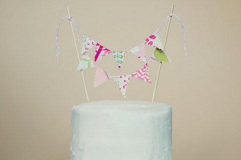 how to make wedding bunting