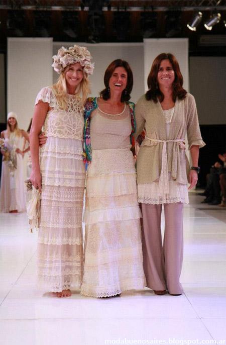 Paula y Agustina Ricci primavera verano 2013. Moda 2013.