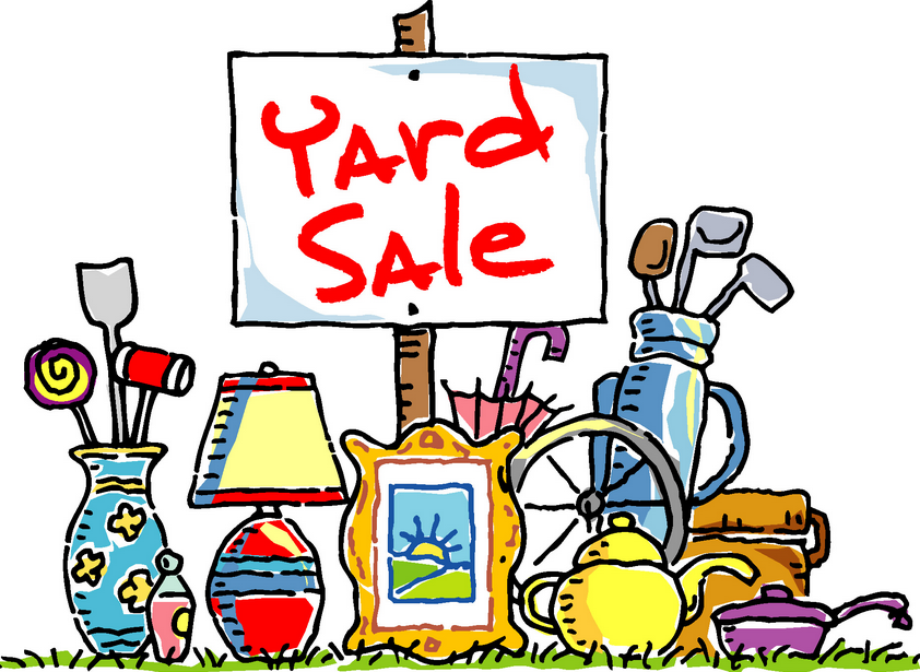 MANA Yard Sale: Oct 11