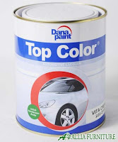 Top Color Bahan Finishing Furniture Cat Duco