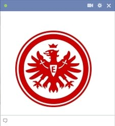 Eintracht Frankfurt Chat Emoticon