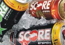 SCORE ENERGY DRINKS