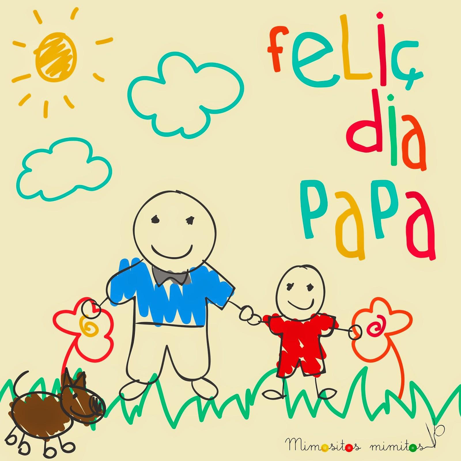 dia del padre father s day dia del pare freebies descargable gratis-català
