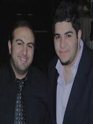محمد مع الاستاذ عبدالقادر زين الدين