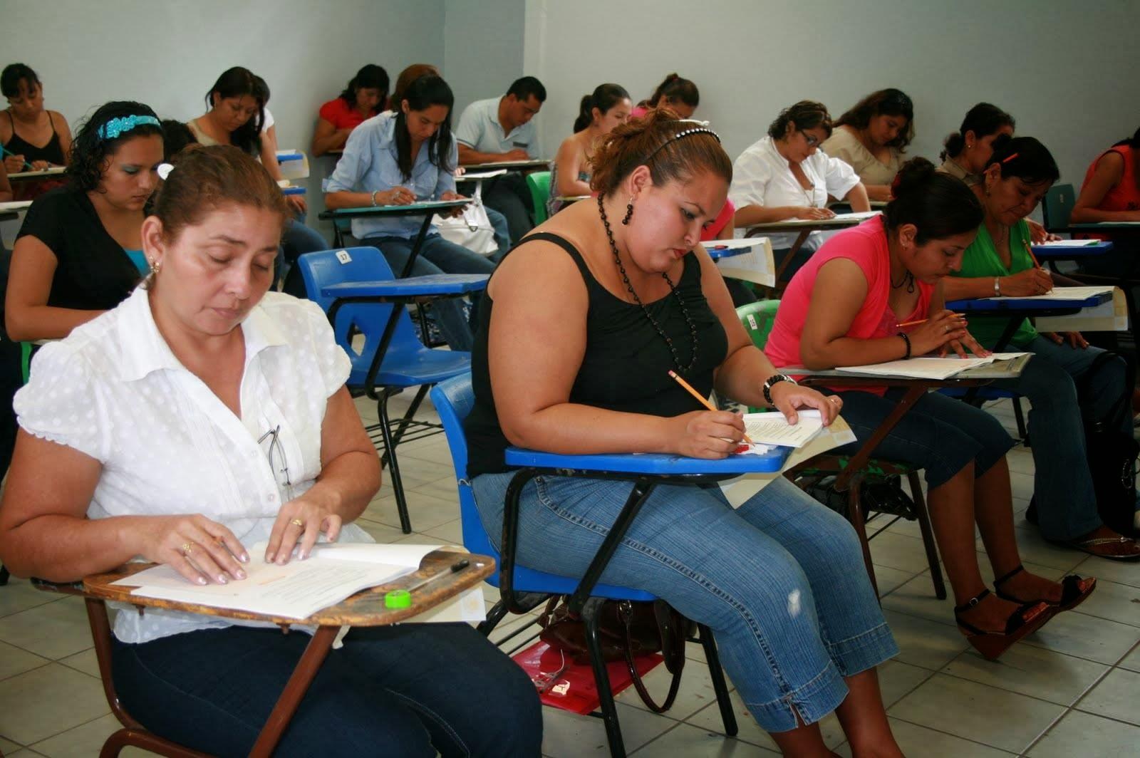19 de enero ser la prueba for Vacantes para profesores
