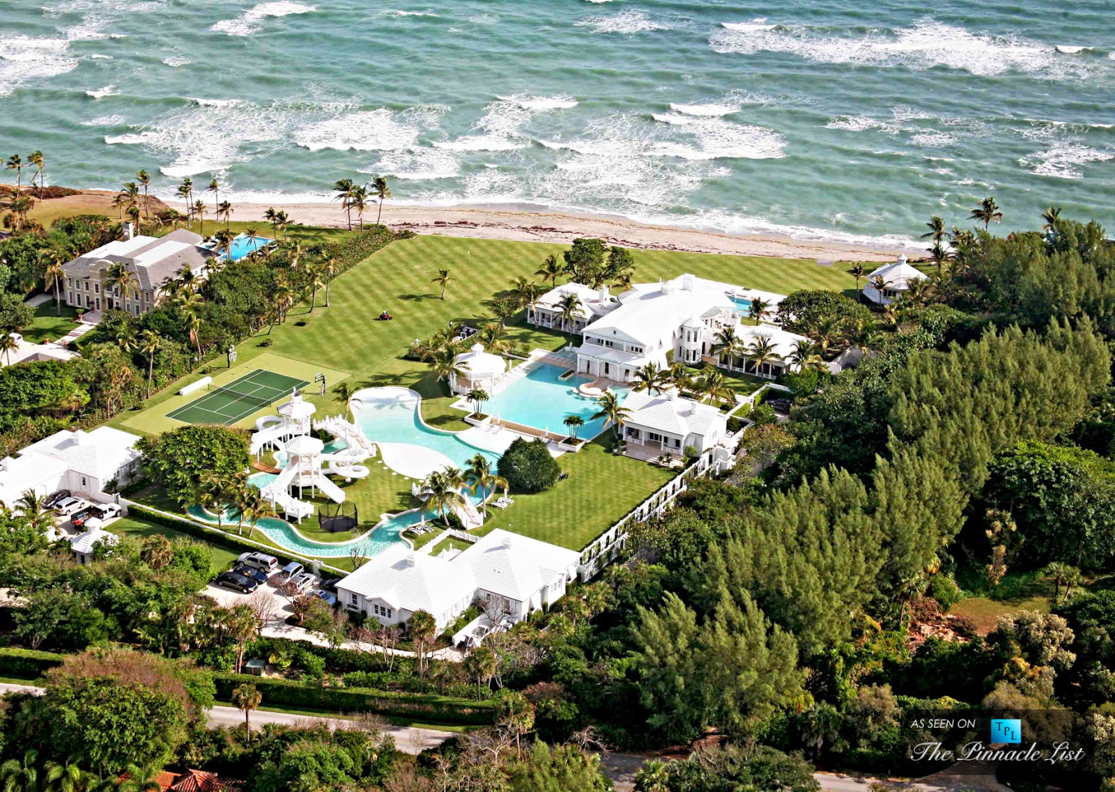 The incredible mansion of the singer celine dion cool stuff for Celebrity houses in florida