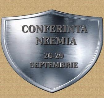 Conferinţa Neemia - Promo Sponsorizat