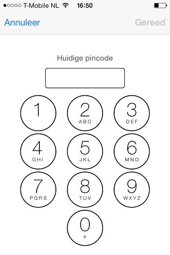 iphone simkaart erin doen