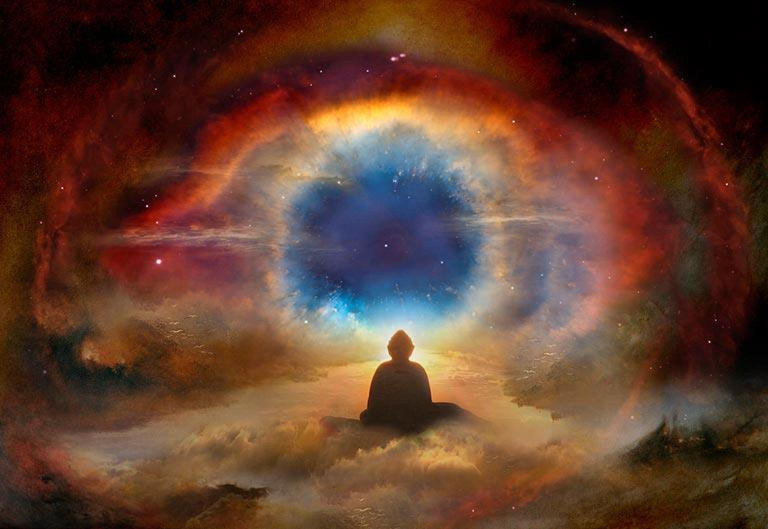 Space Eye of God