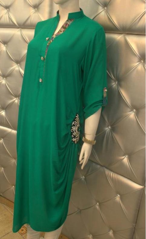 fashion ki dunia exclusive casual dresses by asma tahir 2013