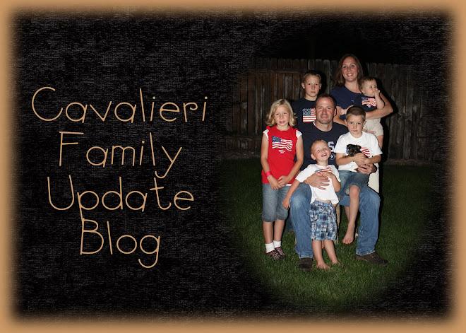 Cavalieri Family Updates