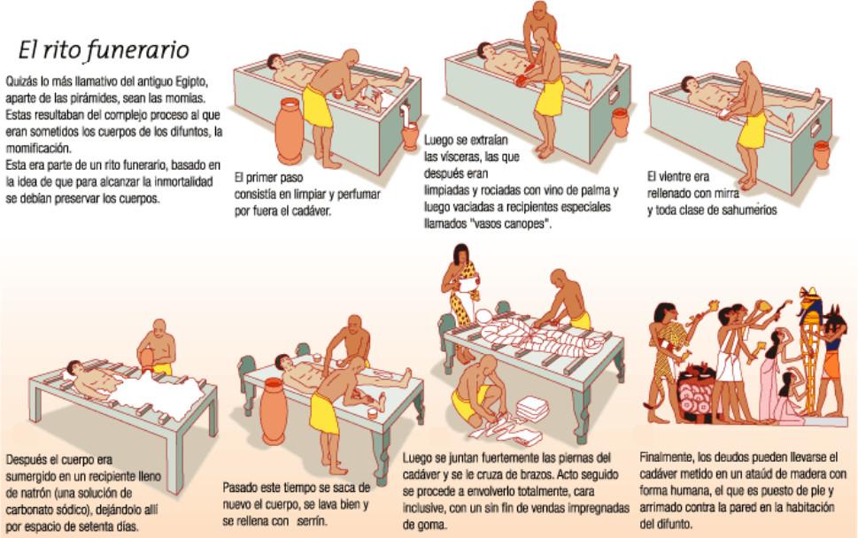 Origen e historia de la t cnica de la momificaci n te for Que es tecnica de oficina wikipedia