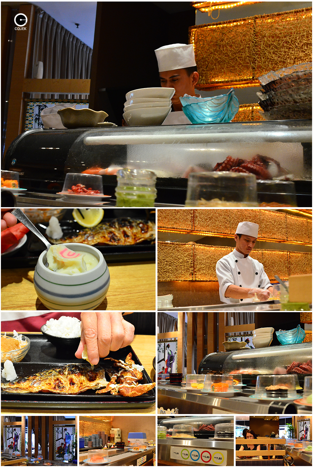 azuma japanese restaurant queensbay mall penang cquek. Black Bedroom Furniture Sets. Home Design Ideas