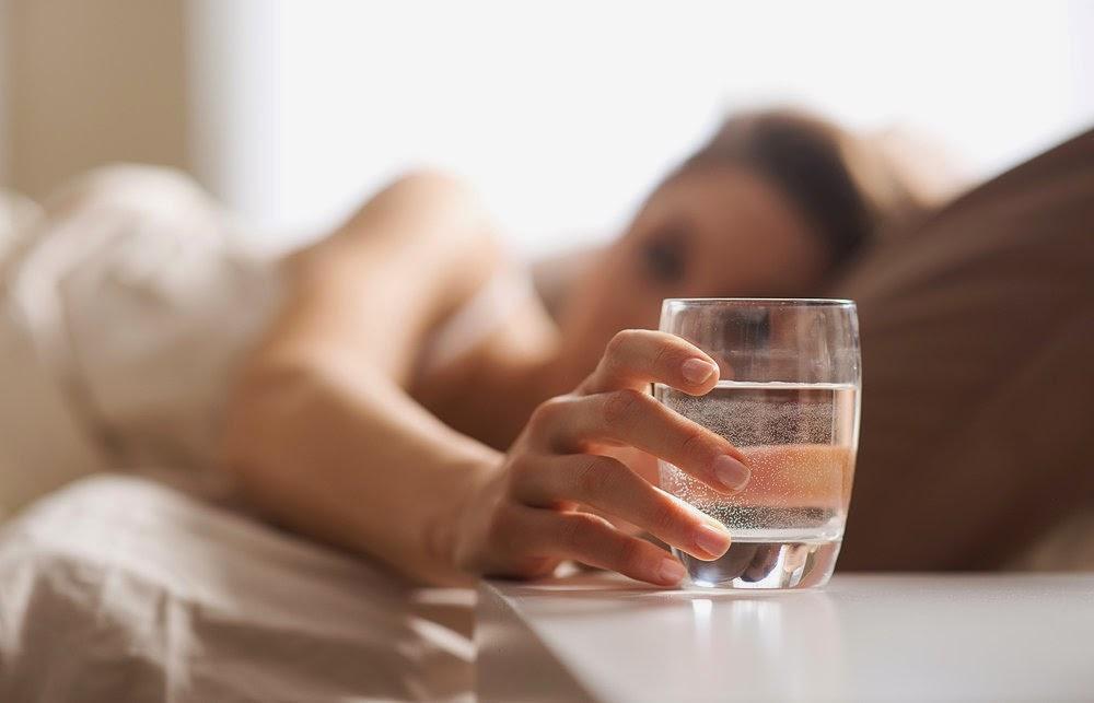 Bahaya Minum Terlalu Banyak Di Pagi Hari