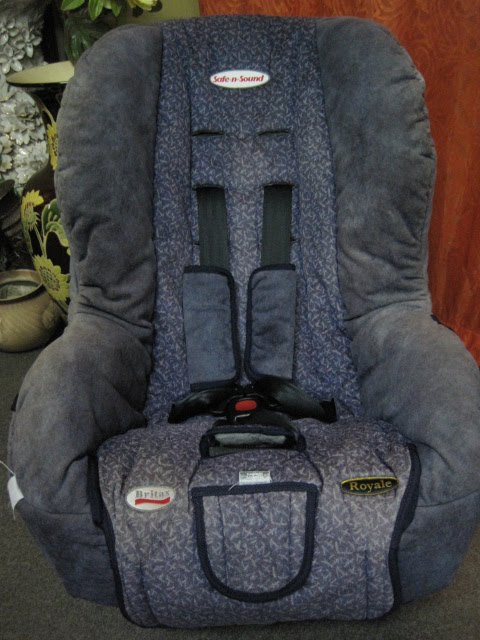 Amy Sweety Store: Britax: Safe-n-Sound Royale Blue Convertible Car