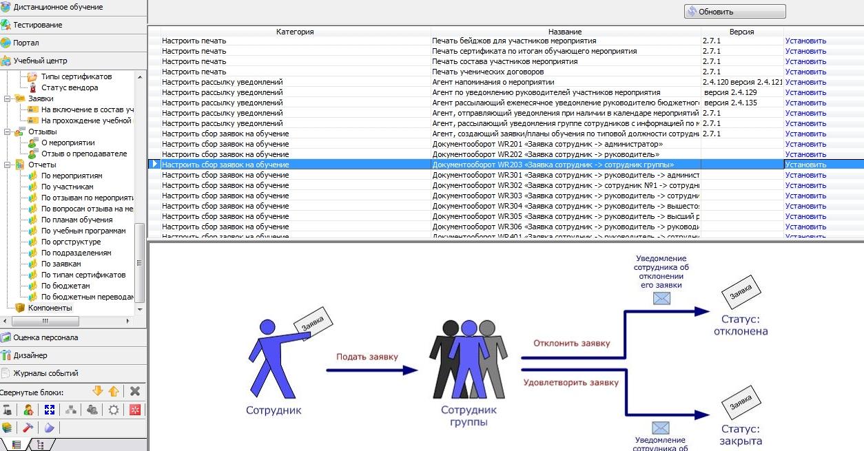 программа webtutor инструкция пользователя