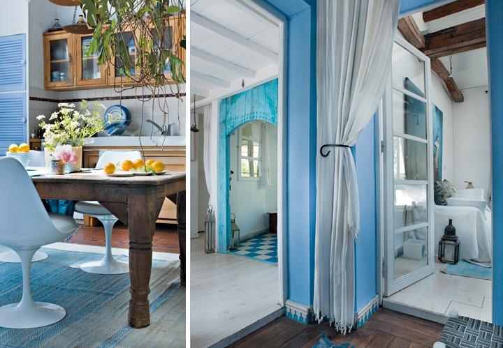 decoracao de interiores estilo marroquino : decoracao de interiores estilo marroquino: -PUXE A CADEIRA E SENTE! : Apartamento Francês em Estilo Marroquino