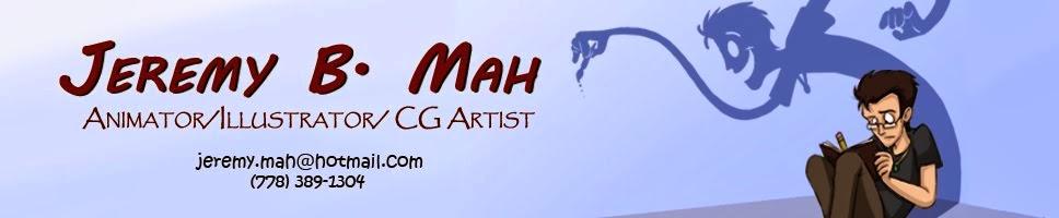 Jeremy Mah's Portfolio