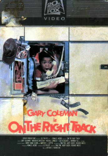 on the right track 1981 dvd