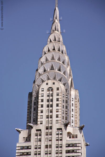 Chrysler-Building-The spire
