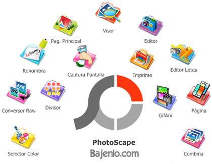 descargar programas para editar fotos gratis en espanol