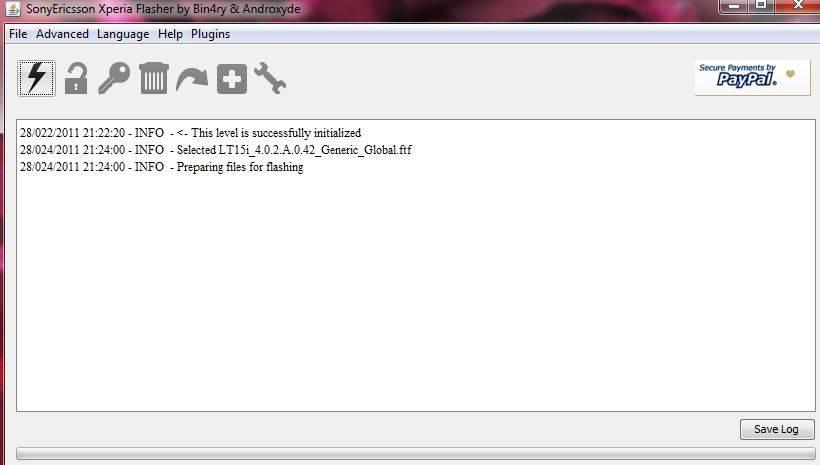 [وینه: sony+xperia+s+preparing+files+for+flashi...icture.JPG]