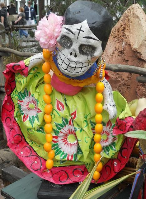 Disneyland Halloween Deorations