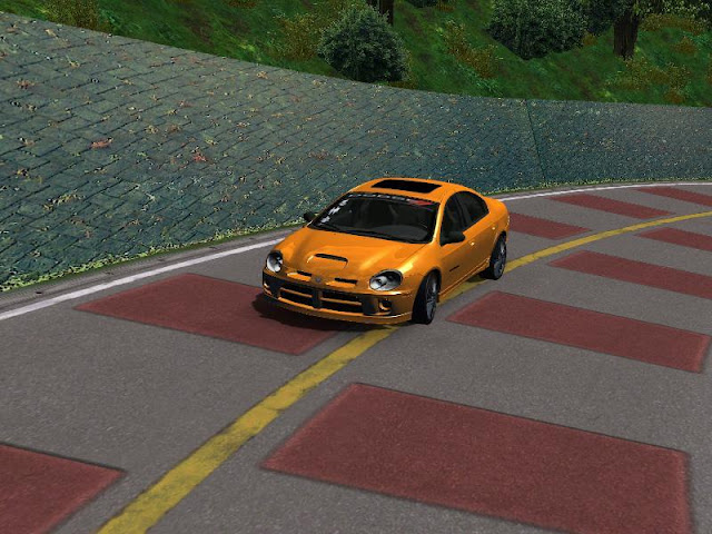 rFactor mods Dodge Neon SRT4