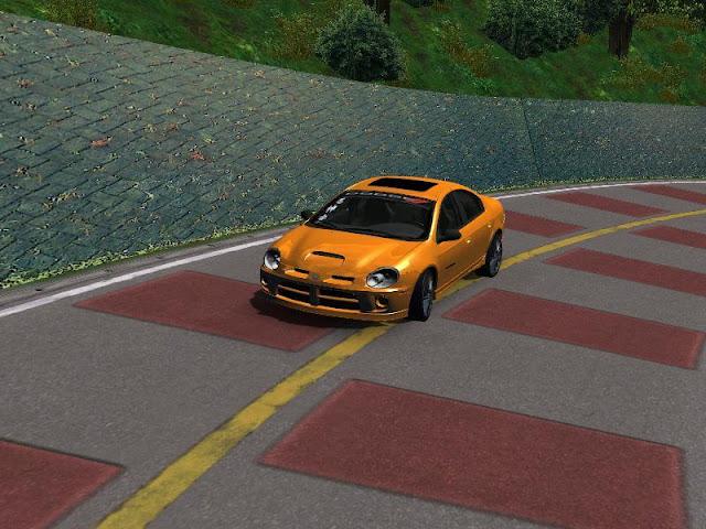 rFactor mods Dodge Neon SRT4