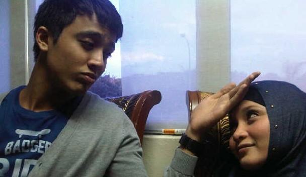 Gambar Aliff Aziz dan Anne Ngasri Bakal Bernikah
